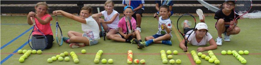 Tenisová škola pro děti